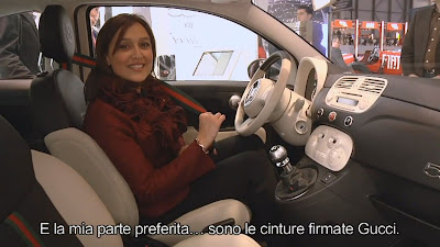 Laura Soave - Outgoing Head of Fiat Brand North America