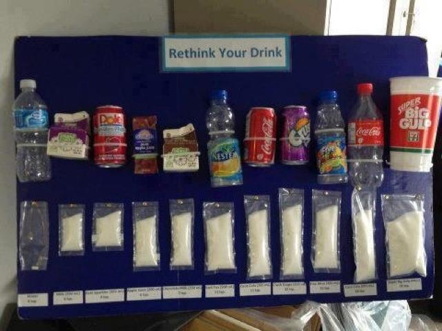 hur mycket socker i mjölk