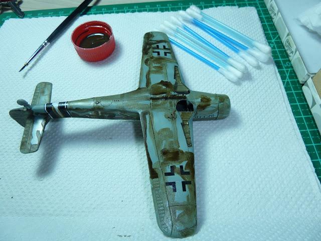 Focke Wulf Fw 190 D-9 - Academy - 1:72 - FINALIZADO! P1030462