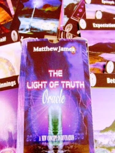 Learn How To Use The Light Of Truth Oracle Cards