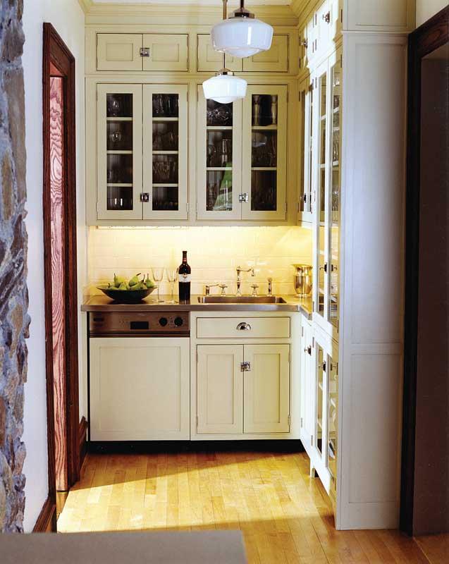 butlers pantries enchanted blogenchanted blog - Butler Pantry Design Ideas