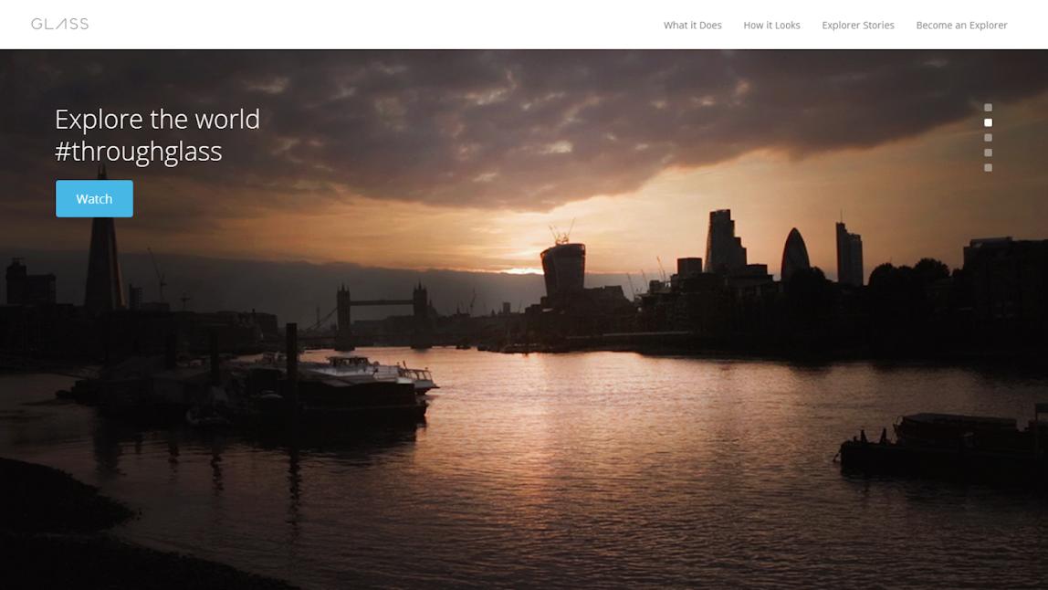 Google Glass UK