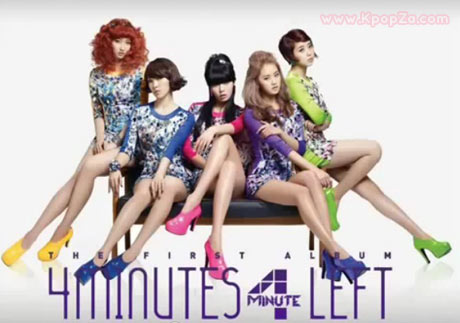 "4Minute ปล่อย 'Mirror Mirror' เวอร์ชั่น ""Freakhouze Remix"" ออกมาแล้ว"