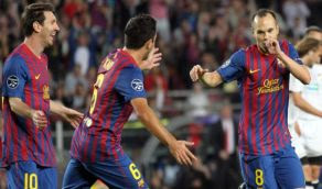 Video Goles Barcelona vs Sporting Gijon 03 Marzo