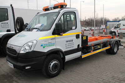 Iveco Daily Natural Power (CNG)