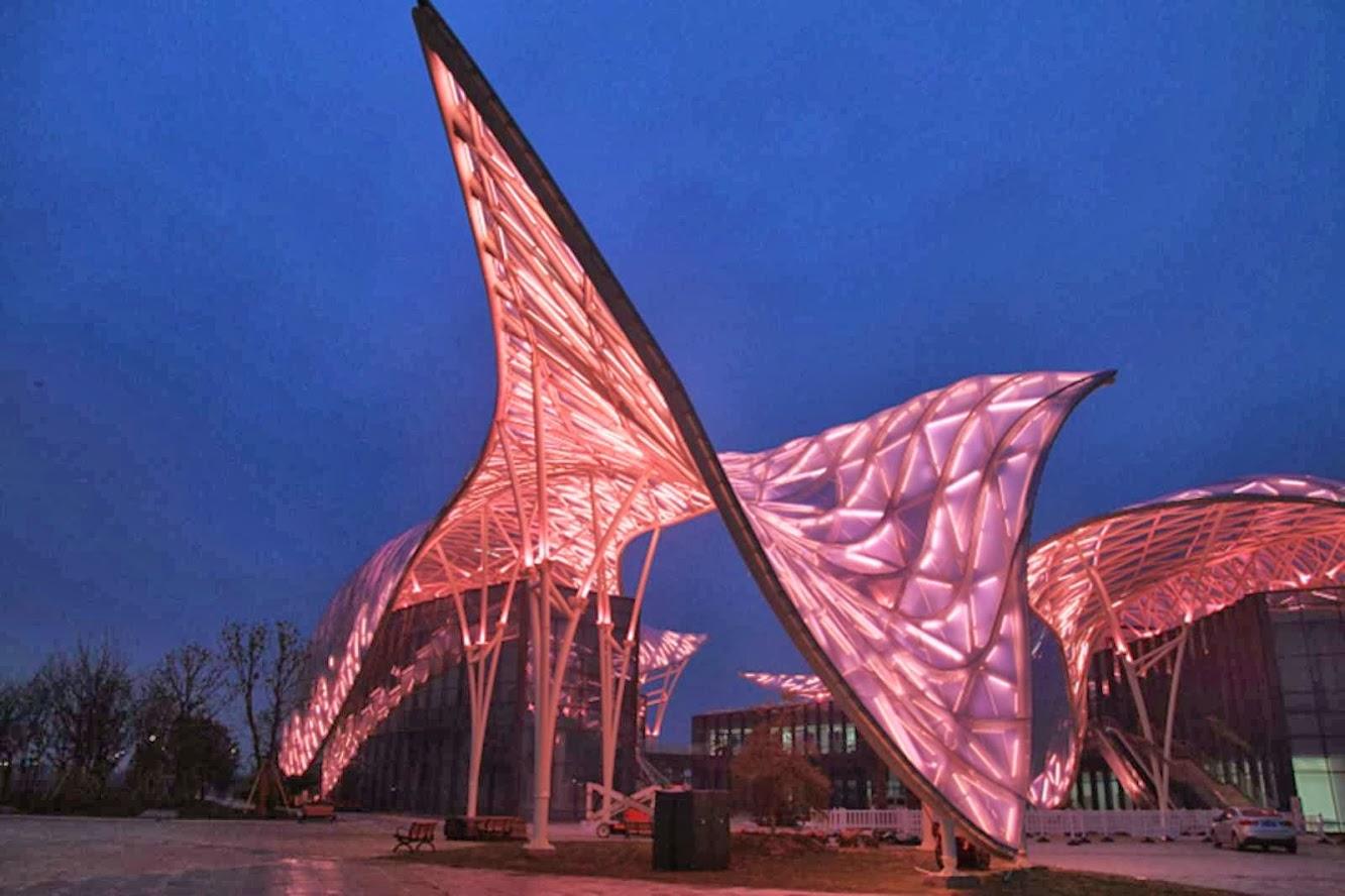 Wujin, Changzhou, Chiangsu, Cina: Art And Science ...