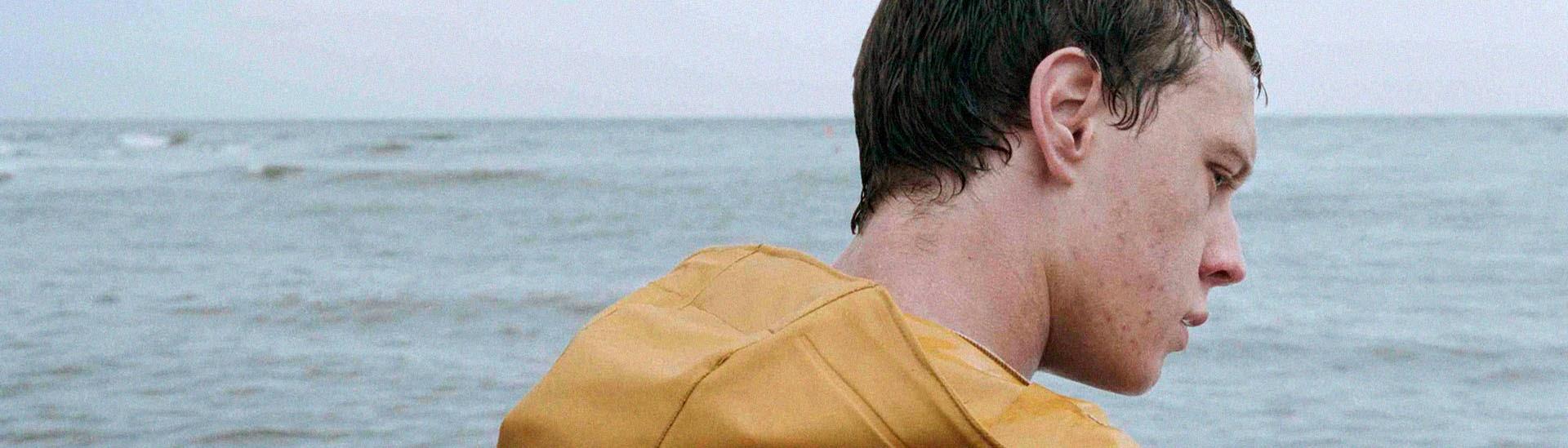 Baner filmu 'Za Tych, Co Na Morzu'