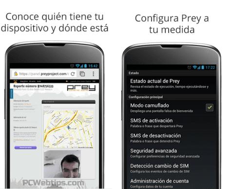 Localizar android por gps - como localizar un celular por gps desde pc