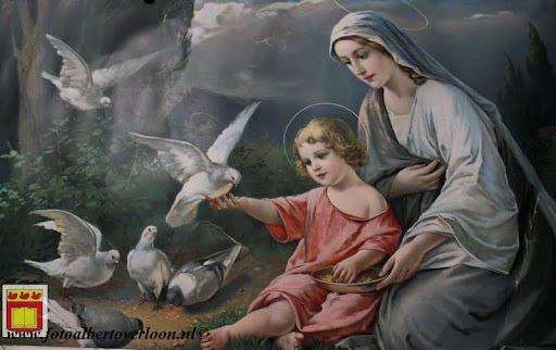 OVO kerstviering bij Jos Tweedehands met stijl en Bieb overloon  12-12-2012 (18).JPG