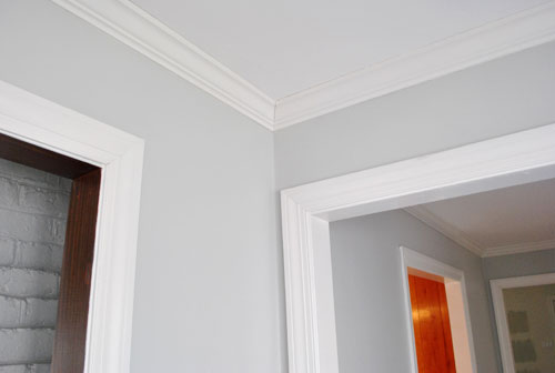 Benjamin moore paint colors misty gray home painting for Benjamin moore misty grey