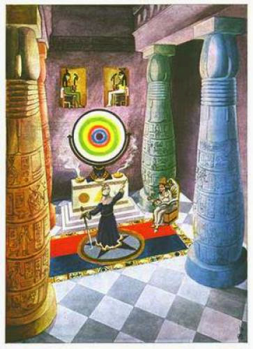 The Astral Temple