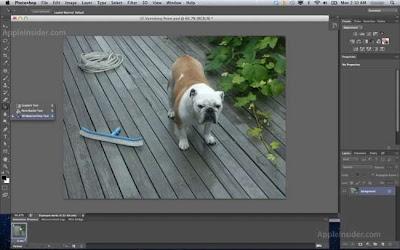 Adobe muestra un primer avance en vídeo de Photoshop CS6
