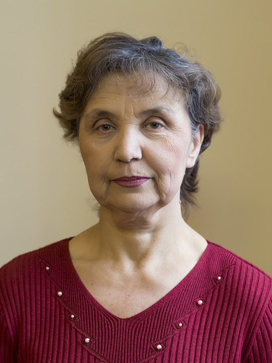 Zoya M. Lisenko - Associated professor, Candidate of science
