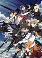 Strike Witches. Operation Victory Arrow