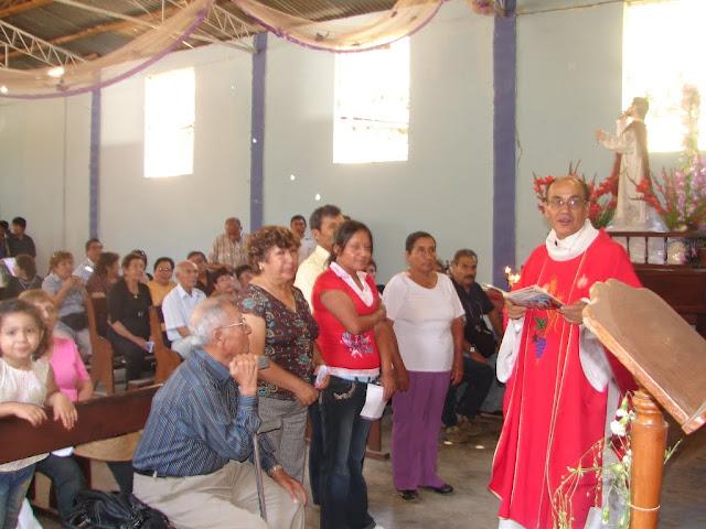 Misa en Plazapampa