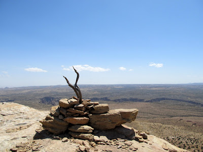 Cairn at Point 6,648