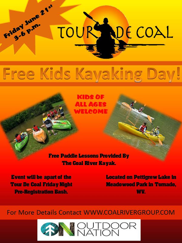 Kids Kayaking Days