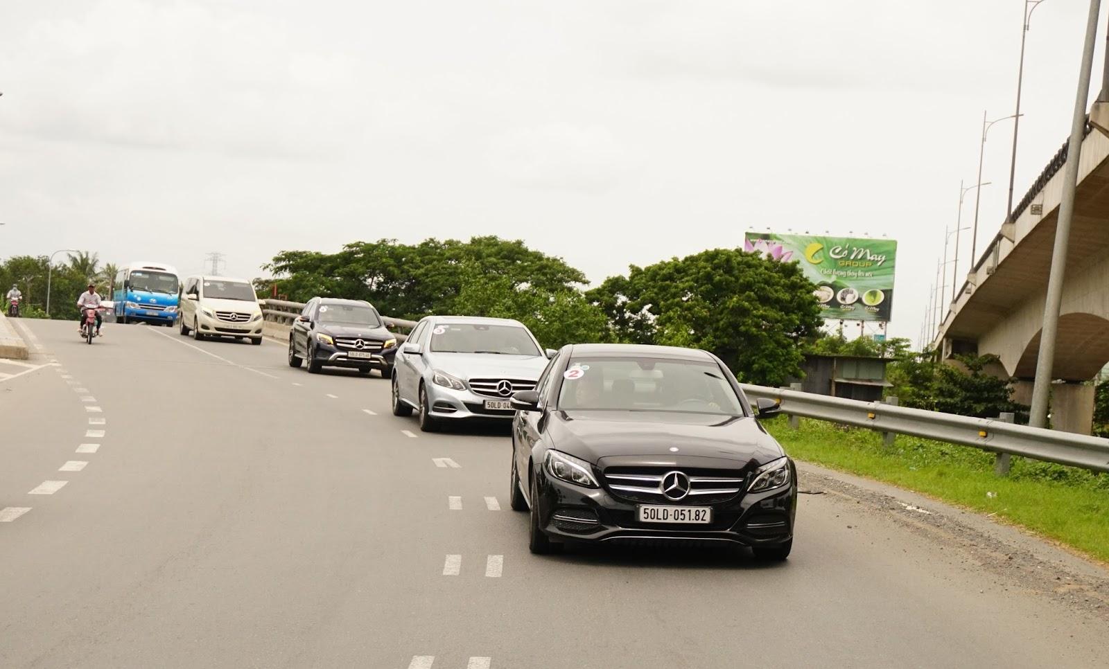 """Vietnam Star mang khá nhiều dòng xe """"đinh"""" của hãng về miền Tây đợt này"""