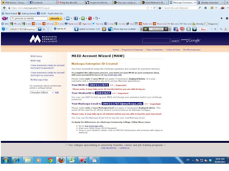 Tạo emailedu và đăng ký host miễn phí trên westhost.com