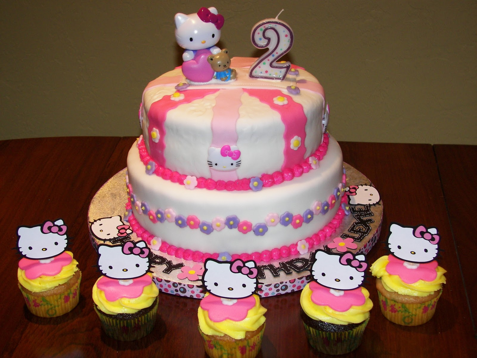 Musings of a Crafty Mom Hello Kitty Birthday Party