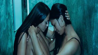 Susannah Fielding and Shanika Warren-Markland Lesbian Kiss, 4.3.2.1 Lesbian Movie Watch Online lesmedia