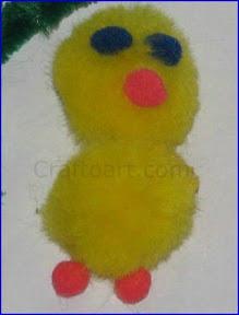 Pom Pom Duck