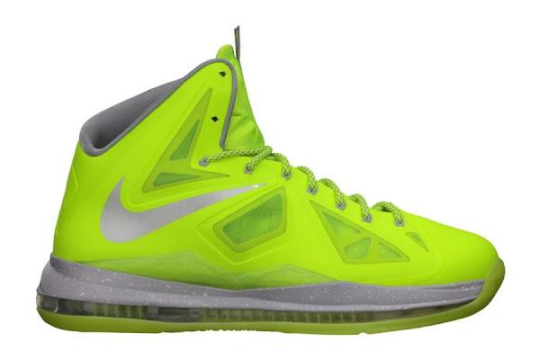 Release Reminder Nike LeBron X 8220Volt Dunkman8221 541100700