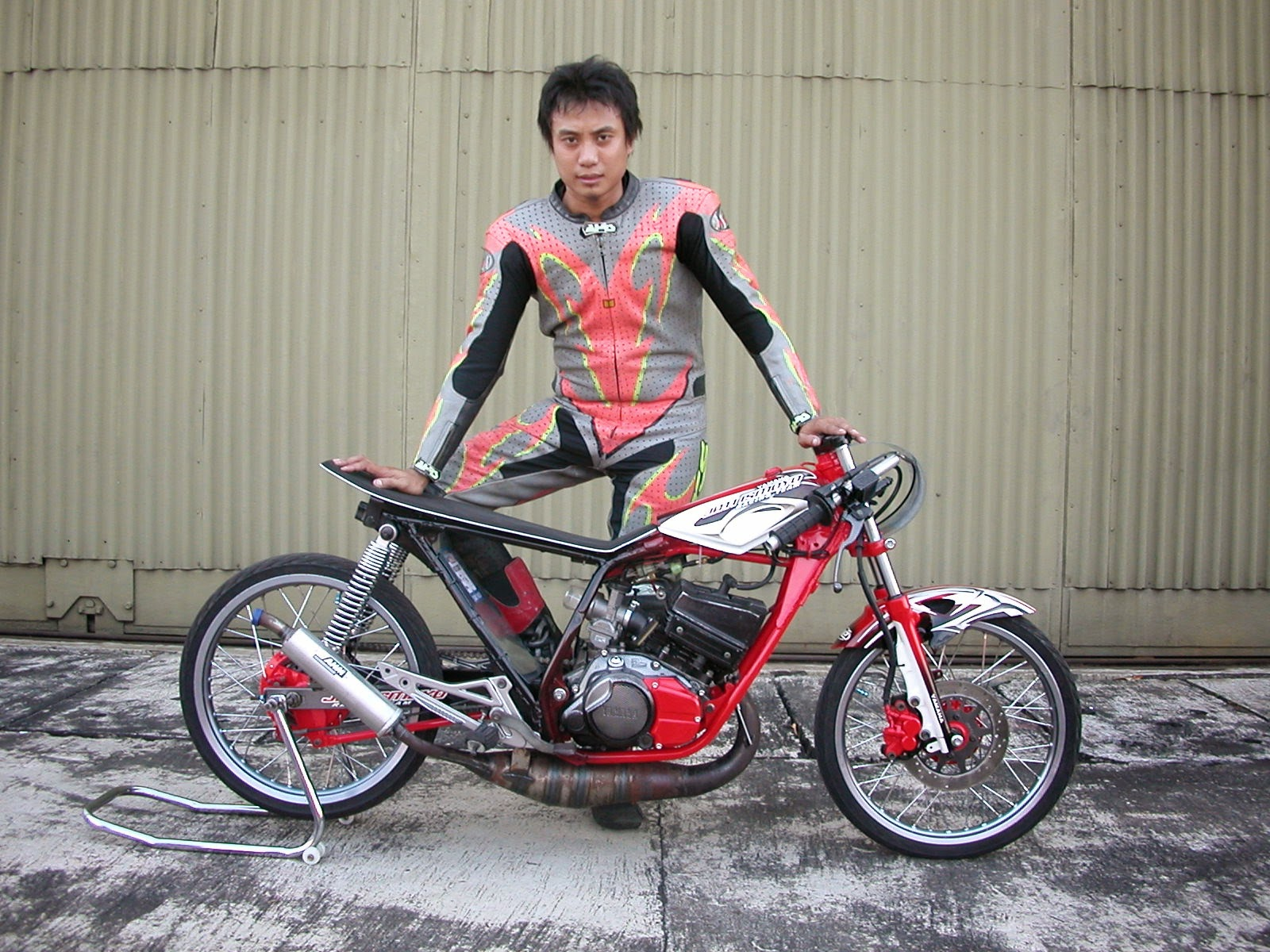 Yamaha Fino Modifikasi Simple
