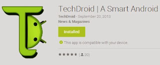 TechDroid Official App