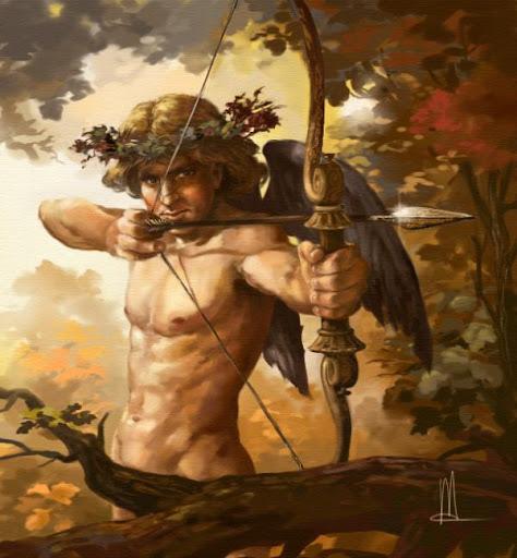 God Eros Image