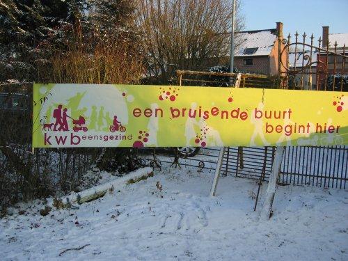 Zaterdag 10 januari 2009: Winterwandeling van KWB Gooik & Strijland en Leerbeek.