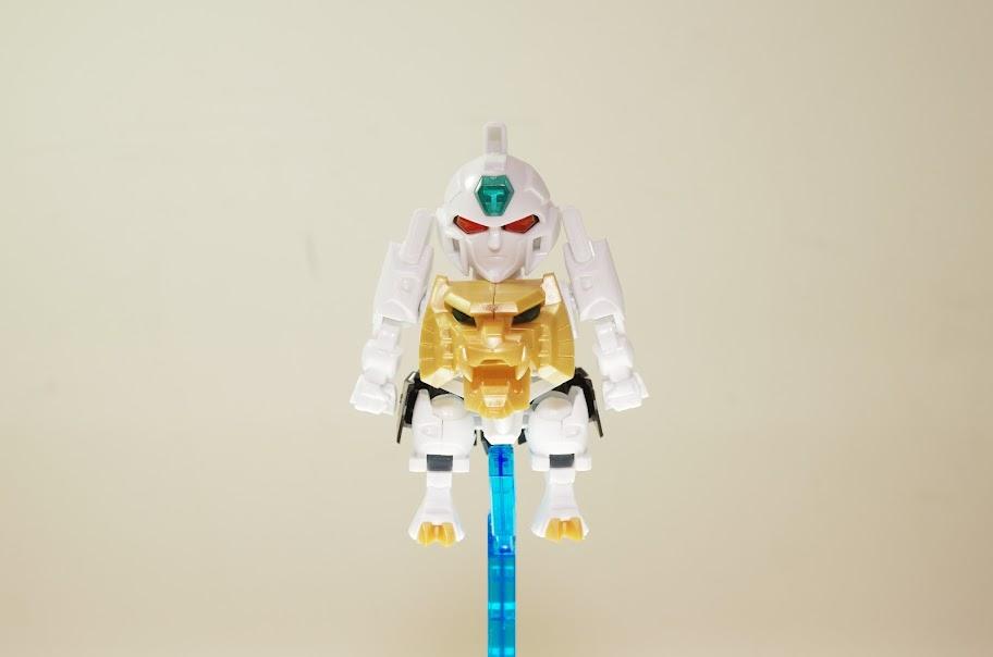 SD D-Style 勇者王+組合配件包開箱組裝(圖文多不喜勿入)