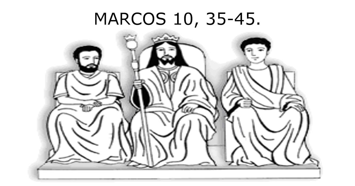 Resultado de imagen para marcos 10 35-45