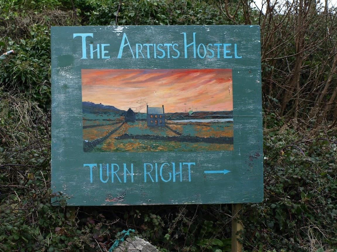The Artists Hostel, Inis Mor, Aran Islands, Ireland