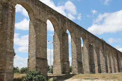 Aqueduto - Évora - Portugal