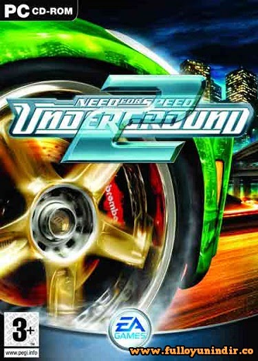 Need For Speed Underground 2 Tek Link