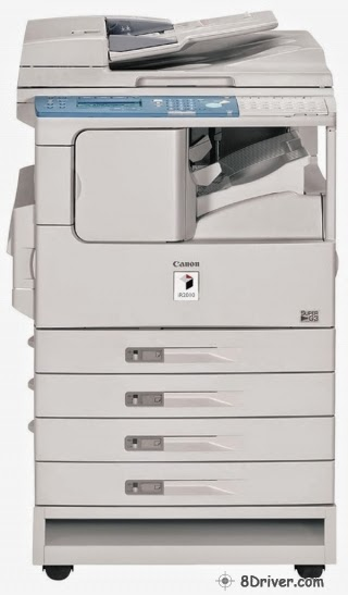 download Canon iR2000 printer's driver