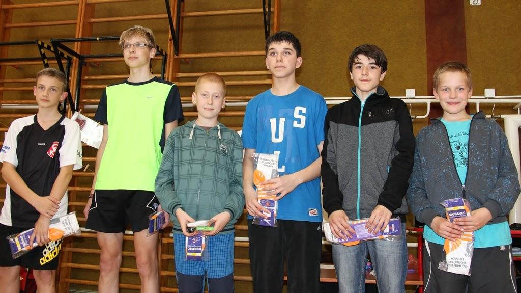 Dětský turnaj čtyřher, Opava, 8.5.2014