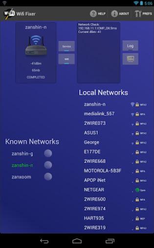 Bị lỗi lặp đi lặp lại quá trình kết nối wifi