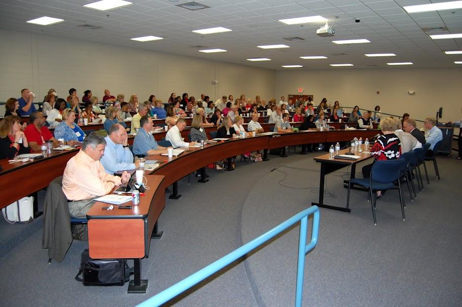 NCGFOA Conference in Morganton, NC