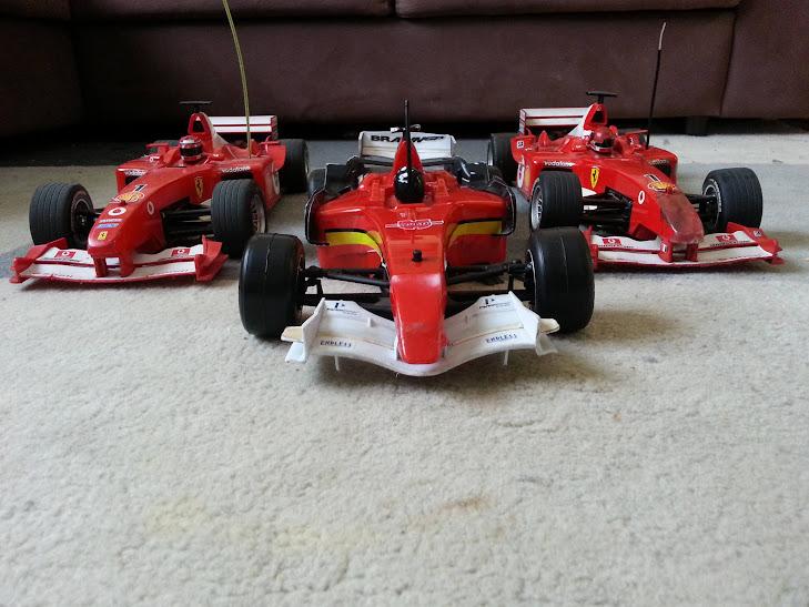 REDDEIVID F1 TEAM   3RACING F109 / F1 NIKKO 20130307_144247