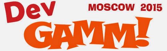 Hội nghị DevGAMM Moscow 2015 đã có thể đăng ký ngay bây giờ