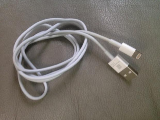 New mini dock sync cable photo leak