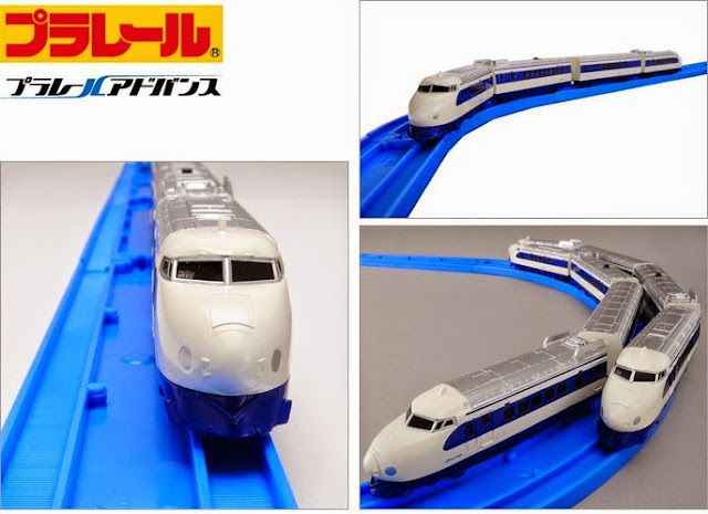Đồ chơi Tàu hỏa AS-01 Shinkansen Series 0 chạy bằng pin