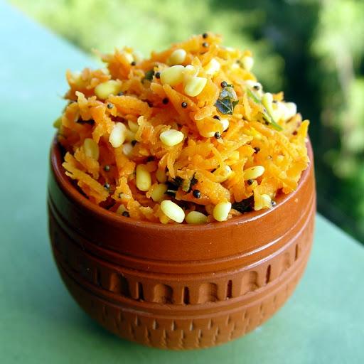 Carrot Hesarubele Kosumbari