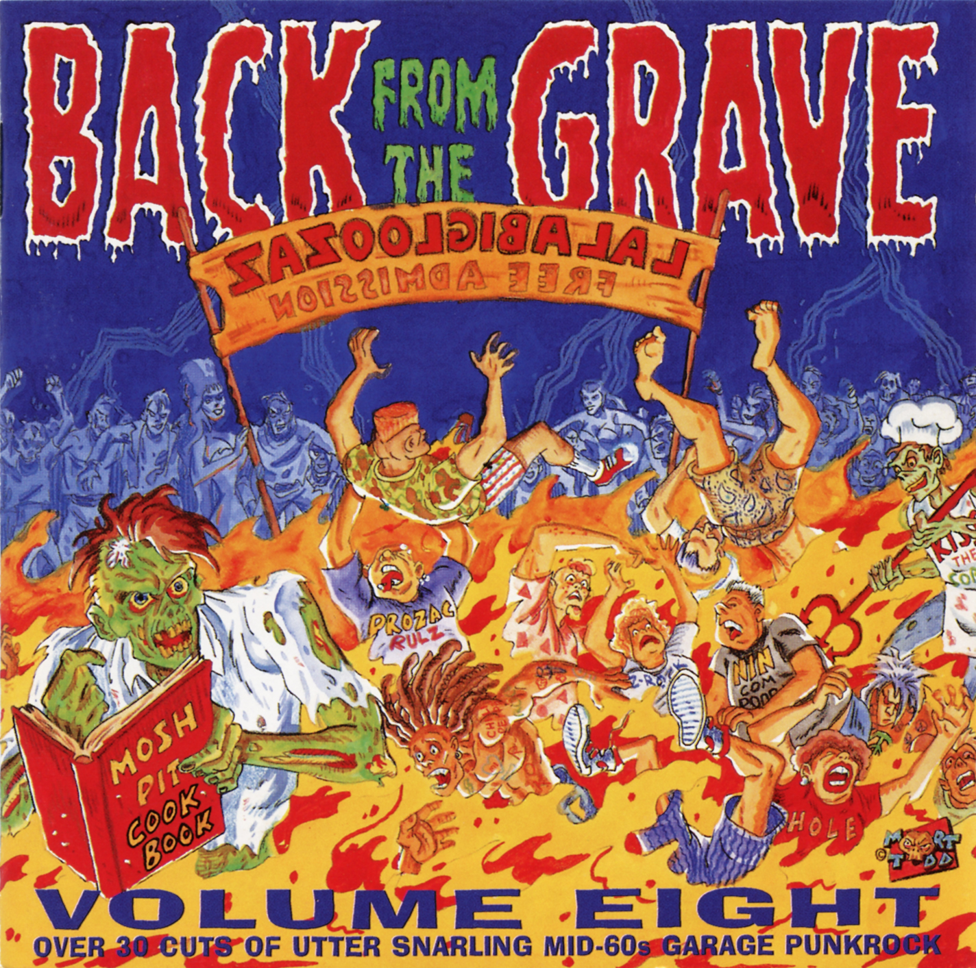 Power Pop Lovers: Back From The Grave - Volume Eight