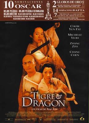 El Tigre y el Dragon – DVDRIP LATINO