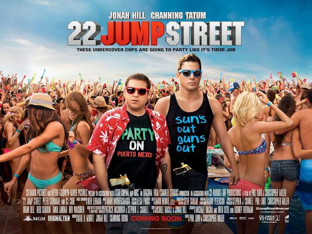 22 Jump Street Wallpaper