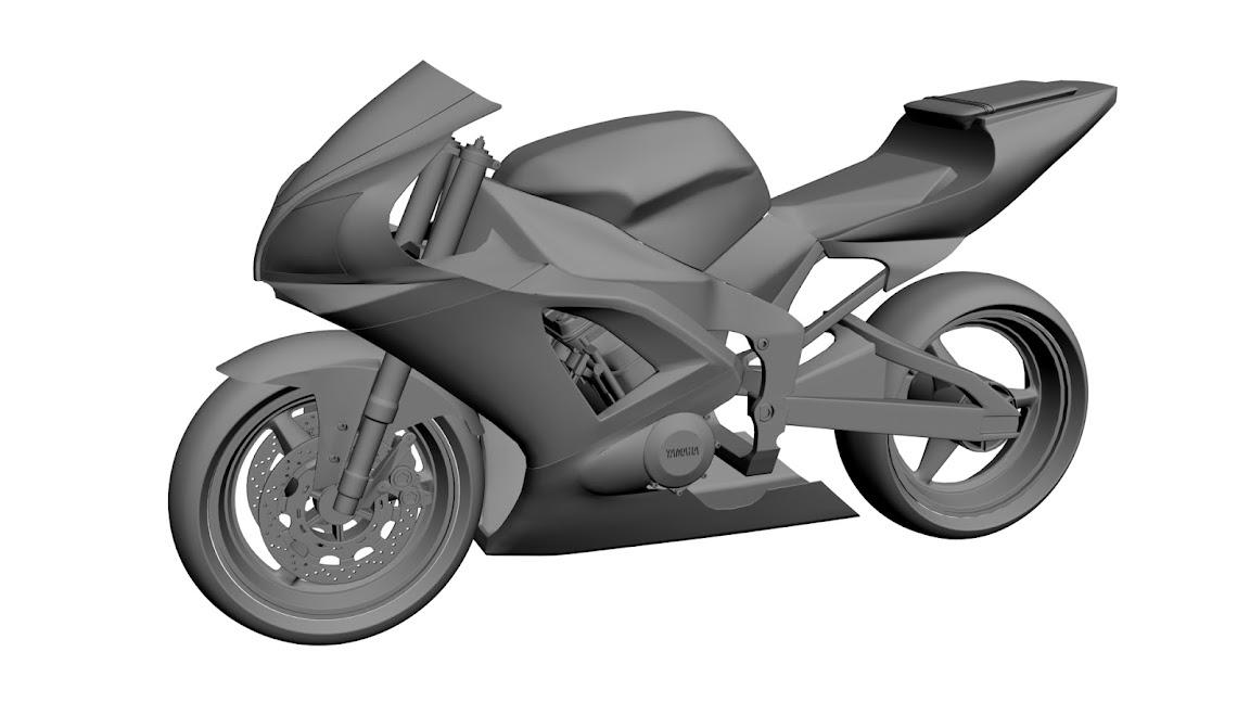 WIP Yamaha R1 28