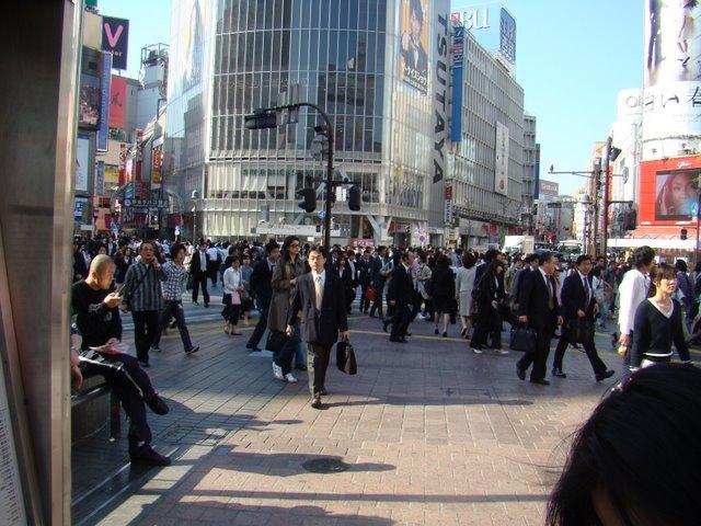Mon petit tour de Tokyo ...  DSC03509